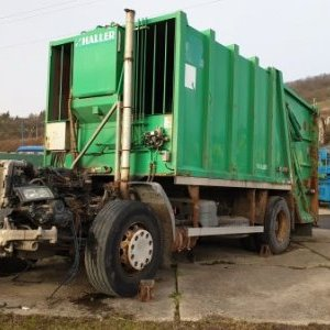 foto engine DCI 6 AC+J01 (+garbage truck 16.5m3 possible